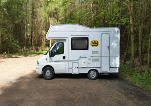 Motorhome Hire Scotland 10