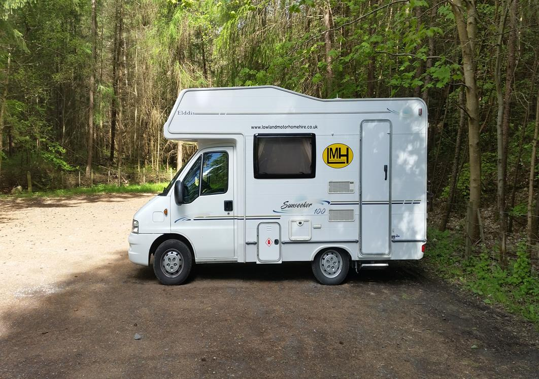 Model About Motorhome Hire On Pinterest  Campervan Hire Uk Motorhome Hire