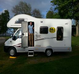 Motorhome Hire Scotland 3