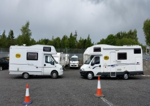 Motorhome Hire Scotland 6