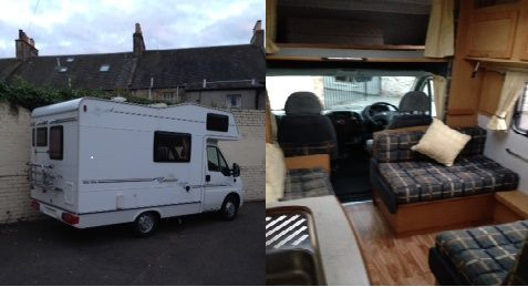 Simple Motorhome Escapes In Scotland Is A Friendly Family Run Motorhome Hire Company Based Near Edinburgh And Glasgow, Scotland We Hire Out Luxury, High Quality Motorhomes Purchased Brand New Each Season, Which Are Kept