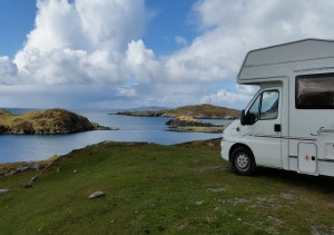 Motorhome Hire Scotland 14