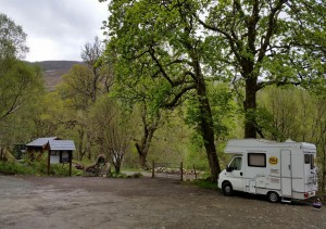 Motorhome Hire Scotland 8
