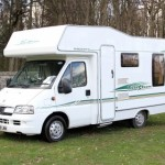 4 berth motorhome Scotland
