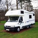 Edinburgh motorhome hire
