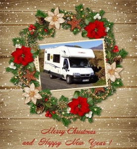 Merry Christmas From Lowland Motorhome Hire